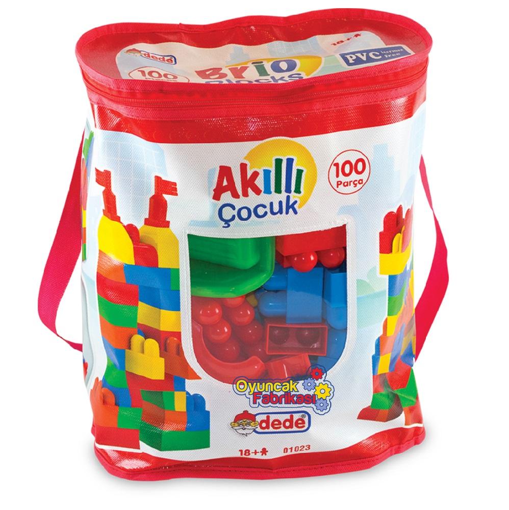 Akıllı Çocuk LEGO 100 Parça