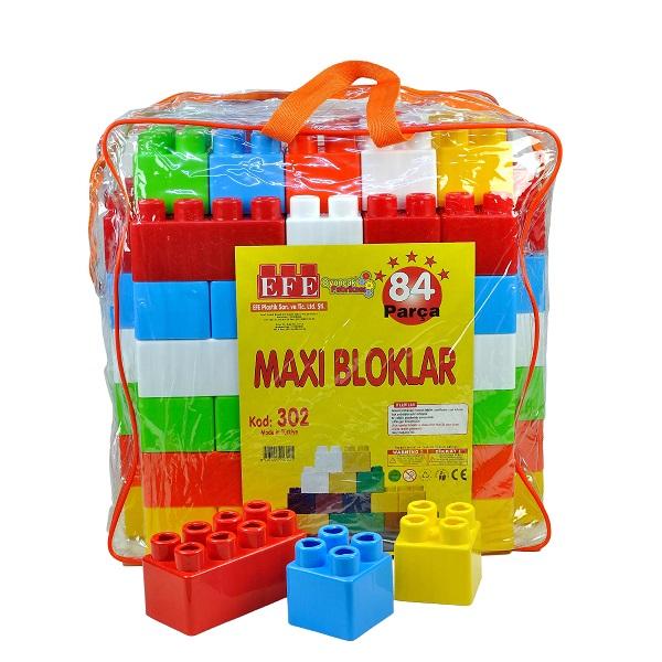 Maxi Bloklar 84 Parça