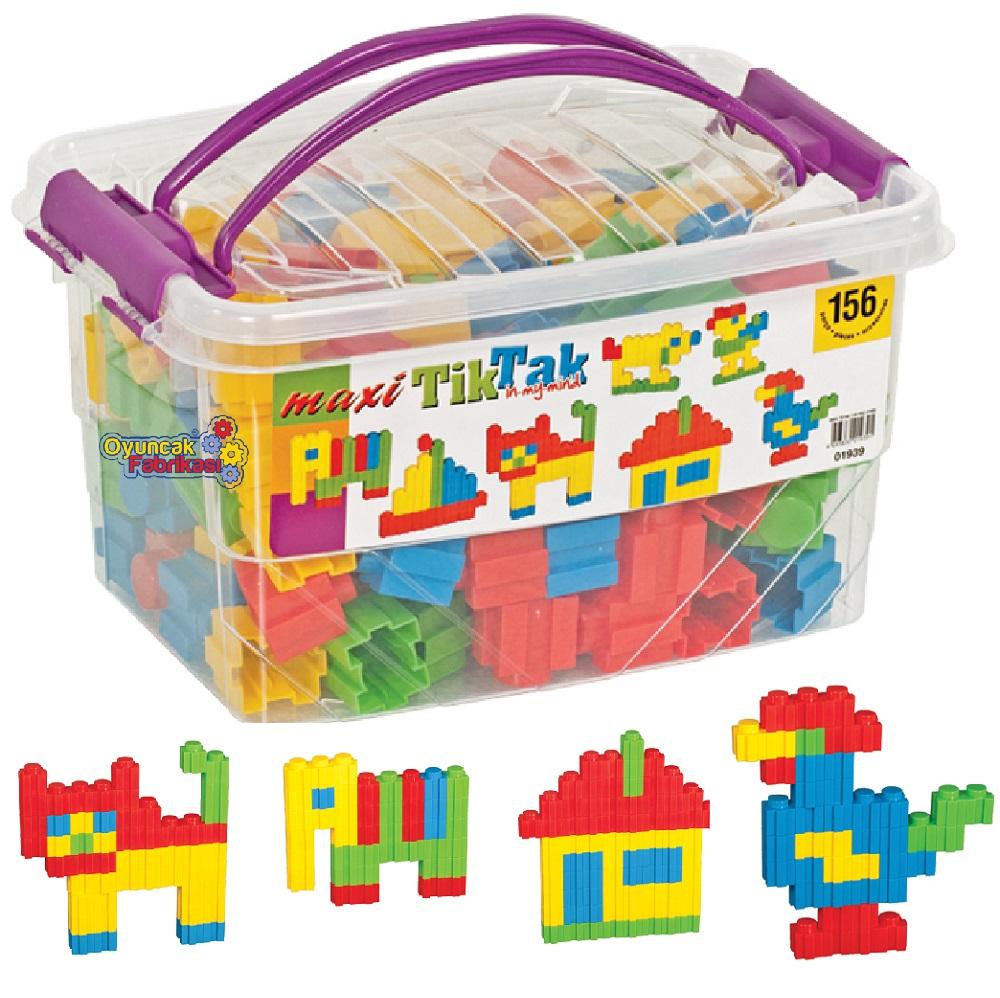 Maxi Tiktak Box 156 Parça