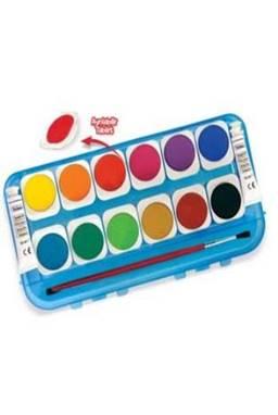 Lets Sulu Boya Değişebilir Tablet Şef 12 Renk